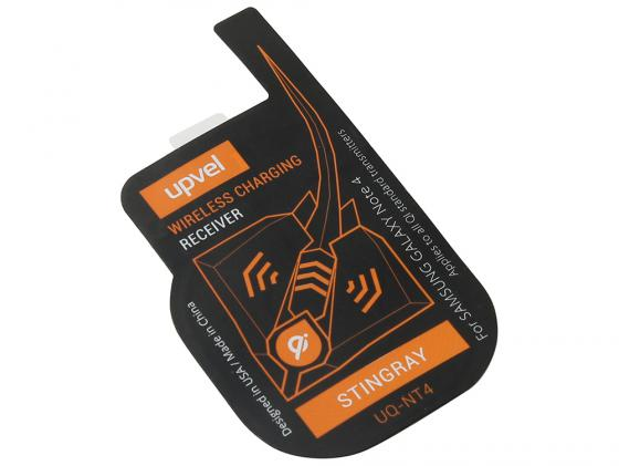 цена на Беспроводное зарядное устройство Upvel UQ-NT4 0,5 А черный