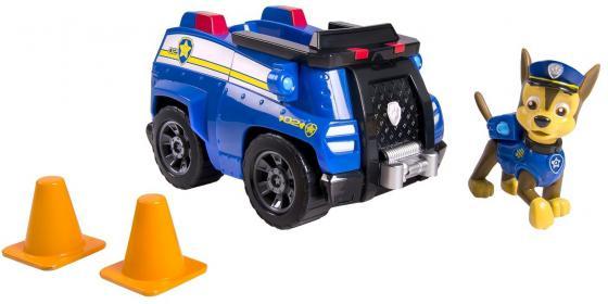 Игрушка Paw Patrol Машинка спасателя и щенок Чейз 4 предмета 20064341 игрушка paw patrol zuma