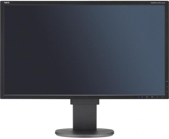 Монитор 27 NEC EA275WMi-BK черный IPS 2560x1440 350 cd/m^2 6 ms DVI HDMI DisplayPort Аудио USB монитор nec ea193mi bk