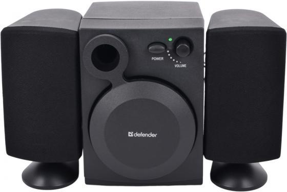 Колонки DEFENDER Z3 3+2x0.5 Вт черный 65507 цена и фото