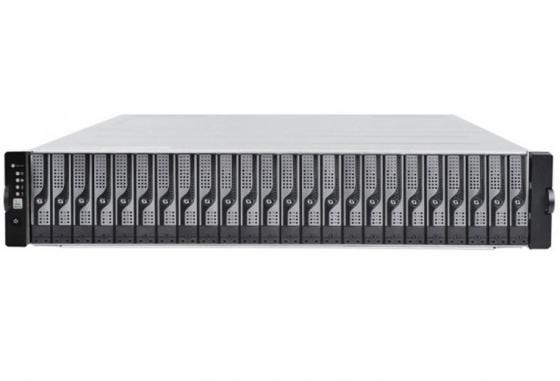 Сетевое хранилище Infortrend DS4024RUCB00C-8732 24x2,5 система хранения infortrend eonstor ds 1012g b x12 3 5 2x460w ds1012g00000b 8732
