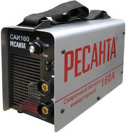 Аппарат сварочный Ресанта САИ-160 65/1 сварочное оборудование ресанта саи 160