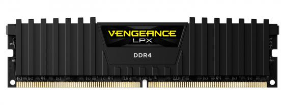 Оперативная память 16Gb PC4-19200 2400MHz DDR4 DIMM Corsair CMK16GX4M1A2400C14 corsair cmd32gx4m4a2400c14 rtl pc4 19200