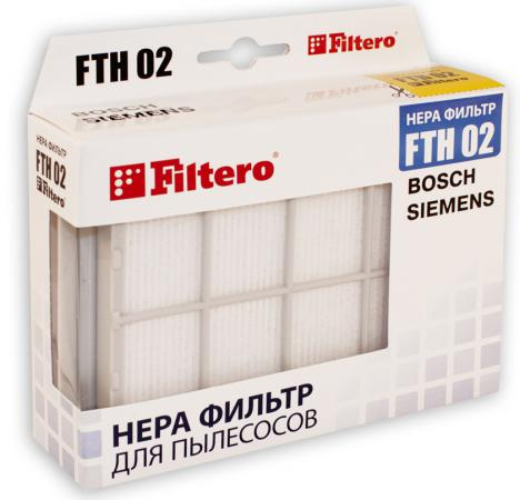 НЕРА-фильтр Filtero FTH 02