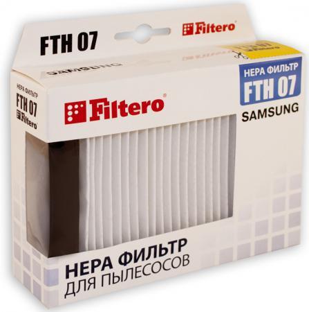 НЕРА-фильтр Filtero FTH 07 нера фильтр filtero fth 99