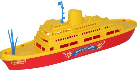 Корабль Полесье Трансатлантик 46 см разноцветный 56382
