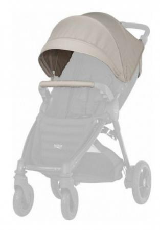 Капор для детской коляски Britax B-Agile/B-motion (sand beige) britax капор sand beige для коляски b agile и b motion 4 plus