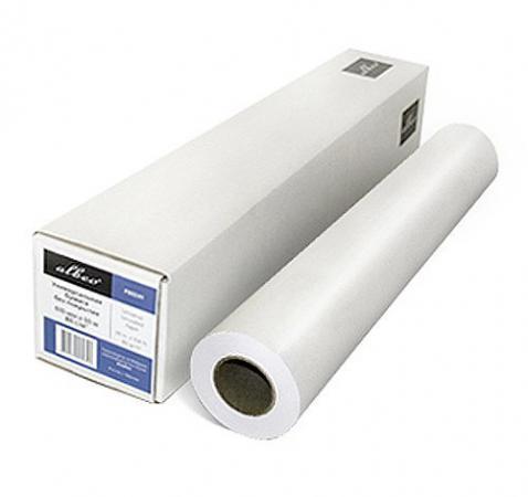 Бумага Albeo InkJet Coated Paper-Universal 610мм х 30м 90г/м2 втулка 50.8мм для плоттеров W90-24-30 7835 removing coated tongue pacifier size s pair