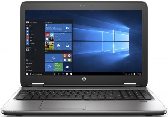 Ноутбук HP ProBook 650 G2 15.6 1920x1080 Intel Core i5-6200U 256 Gb 8Gb Intel HD Graphics 520 черный Windows 7 Professional + Windows 10 Professional V1C17EA
