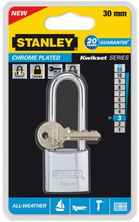 Замок Stanley S 742-015 stanley s garage