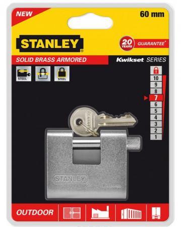 Замок Stanley S 742-022 stanley s garage