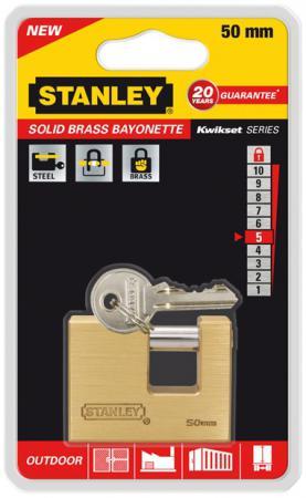 Замок Stanley S 742-025 Bayonette jowissa jowissa j3 025 s