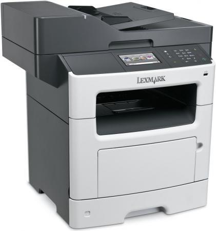 МФУ Lexmark MX510de ч/б А4 42ppm 1200x1200dpi Ethernet USB 35S5812 принтер lexmark ms510dn ч б a4 42ppm 1200x1200dpi ethernet usb 35s0330