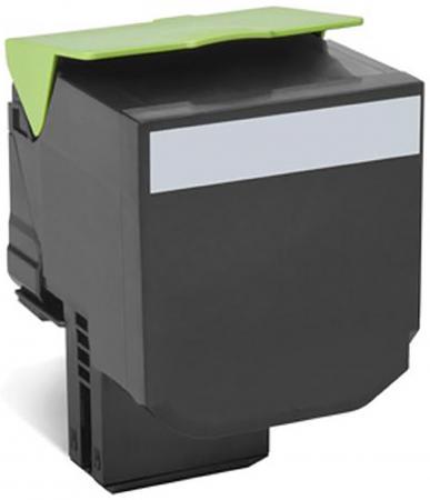 Картридж Lexmark 70C8XKE для CS510de/CS510dte черный 8000стр картридж lexmark 70c8hke для lexmark cs510 cs410 cs310 черный 4000стр