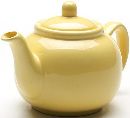 Чайник заварочный Loraine LR-24868 0.94 л керамика жёлтый чайник заварочный loraine lr 23768 0 7л белый с рисунком ромашки