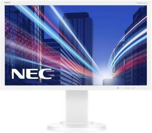 Монитор 27 NEC EA275WMi белый IPS 2560x1440 350 cd/m^2 6 ms DVI HDMI DisplayPort Аудио монитор nec 27 ea275wmi ea275wmi