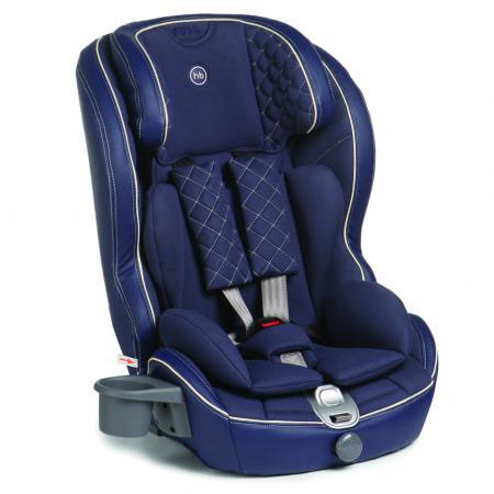 Автокресло Happy Baby Mustang Isofix (blue) детские наклейки мозаика синтез кружочки наклей правильно