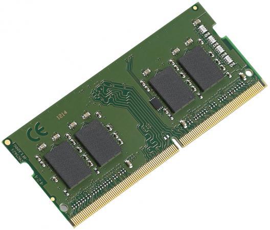 Оперативная память для ноутбуков SO-DDR4 4Gb PC17000 2133MHz Kingston KVR21S15S8/4 оперативная память для ноутбуков so ddr4 8gb pc17000 2133mhz kingston kvr21s15s8 8