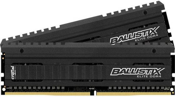 Оперативная память 8Gb (2х4Gb) PC4-21300 2666Hz DDR4 DIMM Crucial BLE2C4G4D26AFEA оперативная память 4gb pc4 21300 2666hz ddr4 dimm crucial ble4g4d26afea