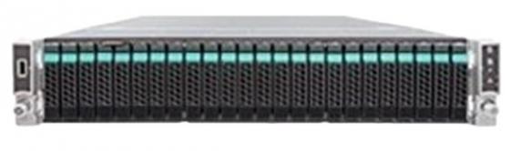 Серверная платформа Intel R2224WTTYSR 943831 серверная платформа intel r2208wt2ysr 943827