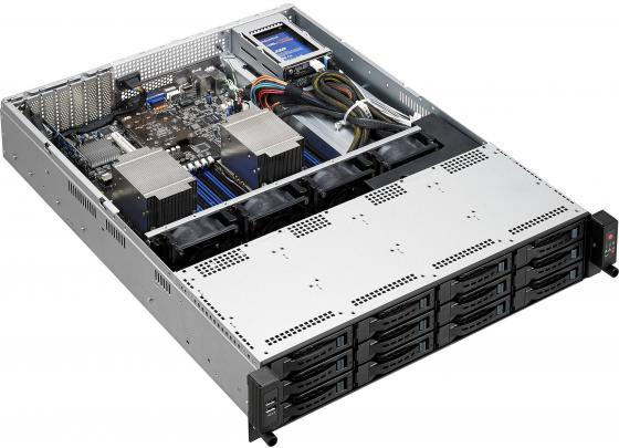 Серверная платформа Asus RS520-E8-RS12-E V2 серверная платформа asus ts300 e8 ps4