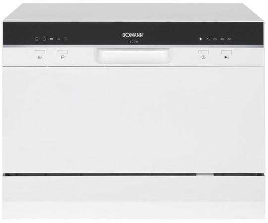 все цены на Посудомоечная машина Bomann TSG 708 weis  A+A LED онлайн