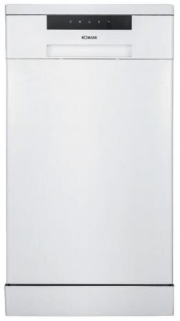 Посудомоечная машина Bomann GSP 849 белый посудомоечная машина bomann gsp 849