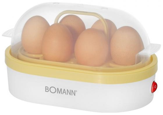 Яйцеварка Bomann EK 5022 CB vanilla цены