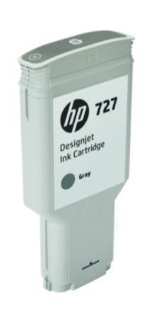 Картридж HP 727 F9J80A для DJ T920/T1500/2500/930/1530/2530 серый hp 727 printhead b3p06a