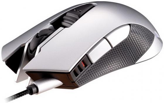 Мышь Cougar 530M серебристый USB CGR-WOMS-530