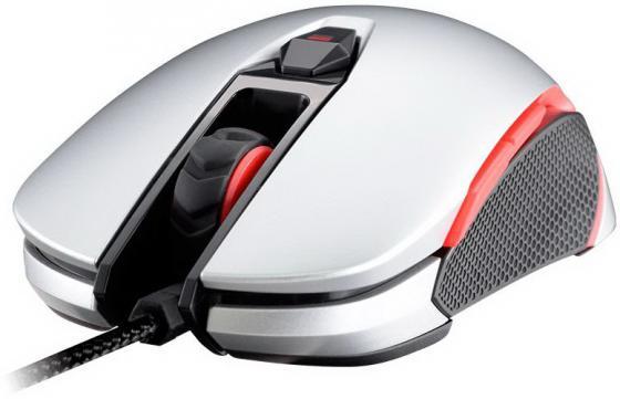 Мышь Cougar 400M серебристый USB