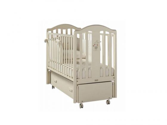 Кроватка с маятником Feretti Ricordo Swing (avorio) детские кроватки feretti ricordo