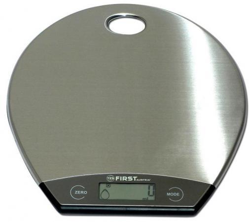 Весы кухонные First FA-6403-1 серый недорого