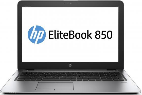 Ноутбук HP EliteBook 850 G3 15.6 1920x1080 Intel Core i7-6500U 256 Gb 8Gb 4G LTE Intel HD Graphics 520 серебристый Windows 7 Professional + Windows 10 Professional T9X35EA ноутбук hp elitebook 820 g4 z2v85ea z2v85ea
