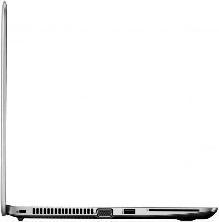 """Ультрабук HP EliteBook 840 G 14"""" 2560x1440 Intel Core i7-6500U 256 Gb 8Gb Intel HD Graphics 520 серебристый Windows 7 Professional + Windows 10 Professional T9X24EA"""