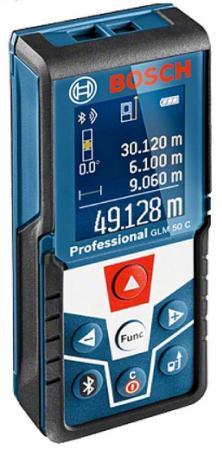 Дальномер Bosch GLM 50C 50 м 0601072C00 дальномер bosch plr 50 c 50 м 603672220