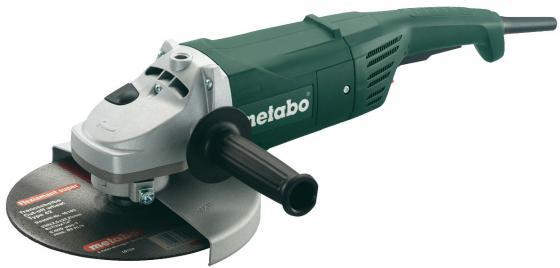 Углошлифовальная машина Metabo W 2000 (606420000) 230 мм 2000 Вт углошлифовальная машина metabo w26 230