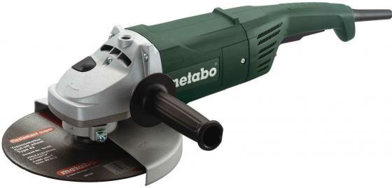 Углошлифовальная машина Metabo WX 2000 (606421000) 230 мм 2000 Вт углошлифовальная машина metabo wepba