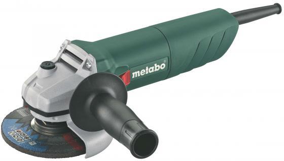 Угловая шлифомашина Metabo W 750-125 750Вт 125мм 601231010