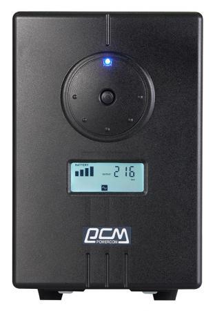 ИБП Powercom INF-800 480Вт 800ВА черный пломбирующие устройства и устройства индикации вмешательства