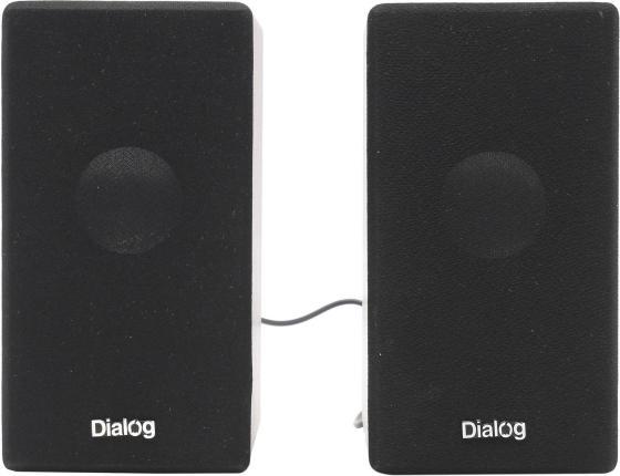 цена на Колонки Dialog Stride AST-20UP 6W USB вишневый