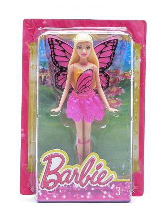 Кукла Barbie Fairytale Checklane Asst Dolls - Фея 10 см V7050 barbie сказочная балерина barbie