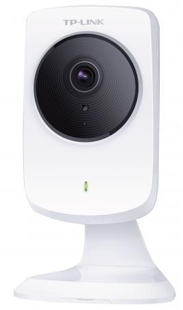 Камера IP TP-LINK NC220 CMOS 1/4 640 x 480 H.264 RJ-45 LAN Wi-Fi белый wi fi роутер tp link td w8961n