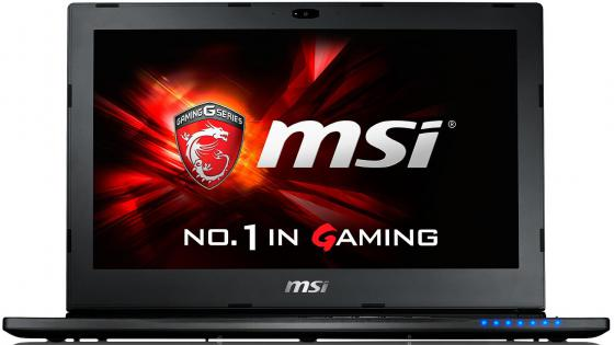 Ноутбук MSI GS60 6QE-232RU 15.6 1920x1080 Intel Core i5-6300HQ 1 Tb 16Gb nVidia GeForce GTX 970M 3072 Мб черный Windows 10 Home 9S7-16H712-232 ноутбук msi gs43vr 7re 094ru phantom pro 14 1920x1080 intel core i5 7300hq 1 tb 128 gb 16gb nvidia geforce gtx 1060 6144 мб черный windows 10 home 9s7 14a332 094