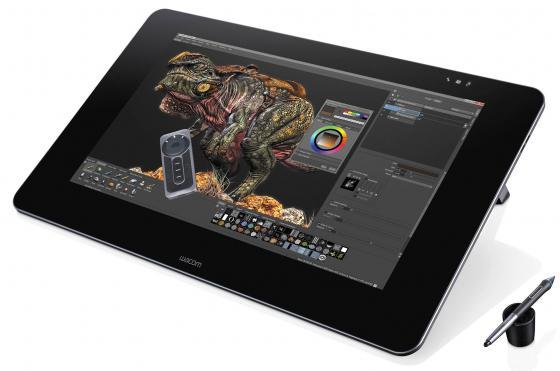все цены на Графический планшет Wacom Cintiq 27QHD Creative Pen & Touch Display DTH-2700 онлайн
