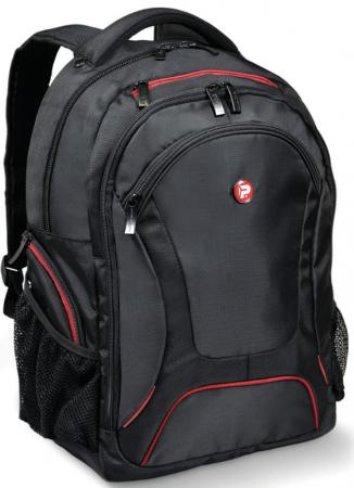 Рюкзак 15.6 PORT Designs Courchevel Backpack нейлон черный