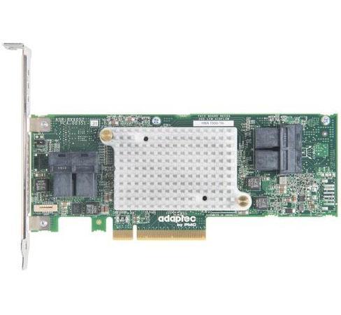 Контроллер Adaptec 1000-16i HBA 2288400-R контроллер adaptec 1000 8i hba 2288300 r