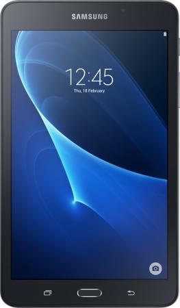 Планшет Samsung Galaxy Tab A 6 7 8Gb Black Wi-Fi 3G Bluetooth LTE Android SM-T285NZKASER samsung galaxy tab 2 10 1 wi fi 3g