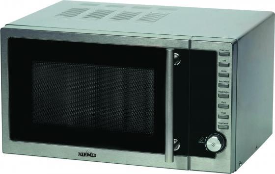 Микроволновая печь Hermes Technics HT-MW405M 700 Вт серебристый technics technics rp dj1215e s