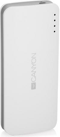 Купить Портативное зарядное устройство Canyon CNE-CPB130W 13000мАч белый
